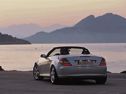 2005 Mercedes-Benz SLK 350 12