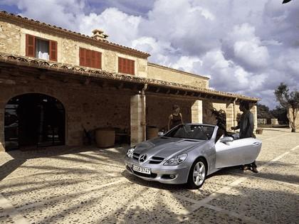 2005 Mercedes-Benz SLK 350 13