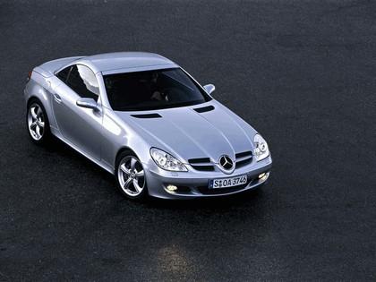 2005 Mercedes-Benz SLK 350 18