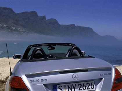 2005 Mercedes-Benz SLK 350 35