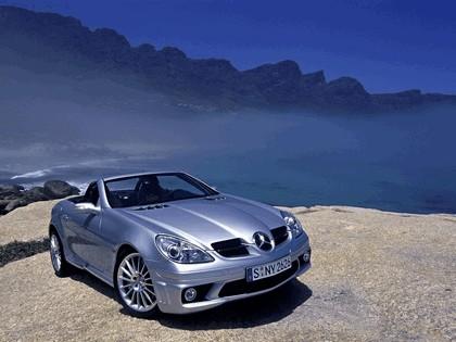 2005 Mercedes-Benz SLK 350 36