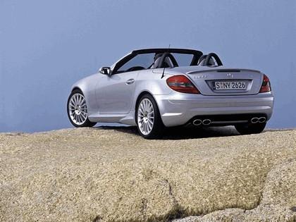 2005 Mercedes-Benz SLK 350 39