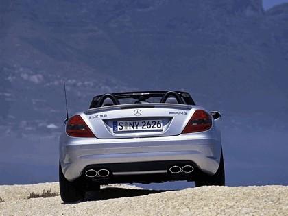 2005 Mercedes-Benz SLK 350 40
