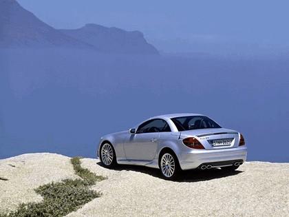 2005 Mercedes-Benz SLK 350 41