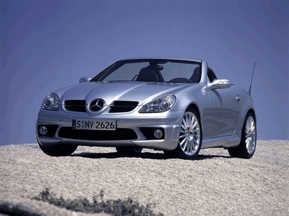 2005 Mercedes-Benz SLK 350 42