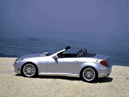 2005 Mercedes-Benz SLK 350 43