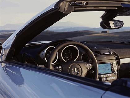 2005 Mercedes-Benz SLK 350 45