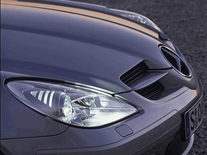 2005 Mercedes-Benz SLK 350 55