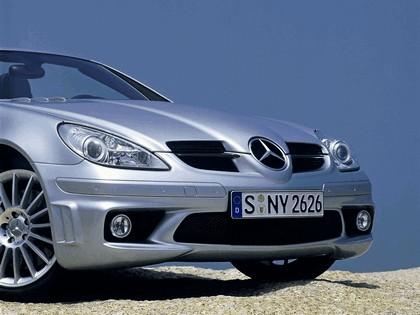 2005 Mercedes-Benz SLK 350 57