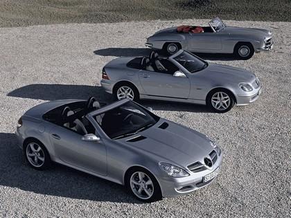 2005 Mercedes-Benz SLK 350 77