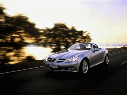 2005 Mercedes-Benz SLK 350 84