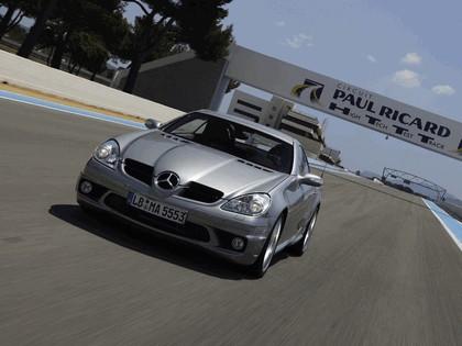 2005 Mercedes-Benz SLK 350 91