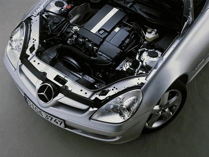 2005 Mercedes-Benz SLK 350 102