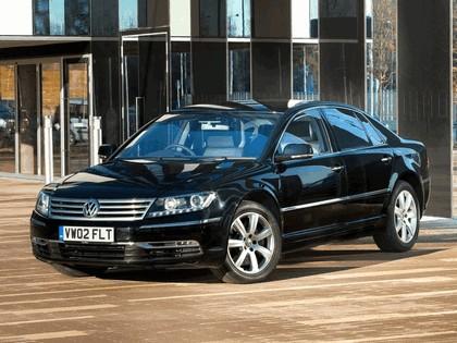 2010 Volkswagen Phaeton V6 3.0 TDi - UK version 3