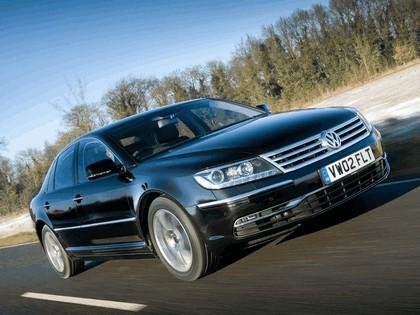 2010 Volkswagen Phaeton V6 3.0 TDi - UK version 4
