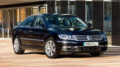 2010 Volkswagen Phaeton V6 3.0 TDi - UK version 8