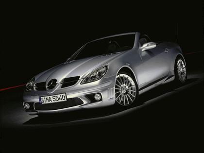 2005 Mercedes-Benz SLK 55 AMG 1