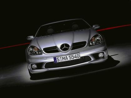 2005 Mercedes-Benz SLK 55 AMG 4