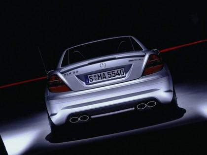 2005 Mercedes-Benz SLK 55 AMG 5