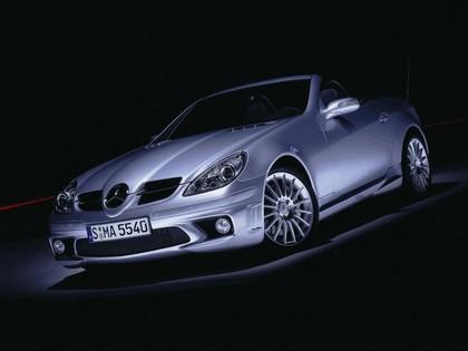 2005 Mercedes-Benz SLK 55 AMG 6