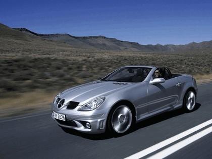2005 Mercedes-Benz SLK 55 AMG 11