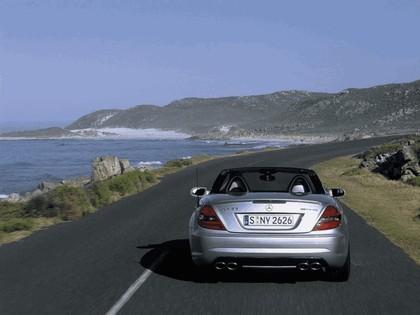 2005 Mercedes-Benz SLK 55 AMG 15