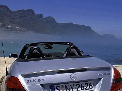 2005 Mercedes-Benz SLK 55 AMG 17