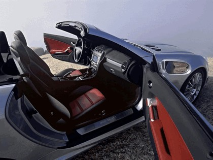2005 Mercedes-Benz SLK 55 AMG 18