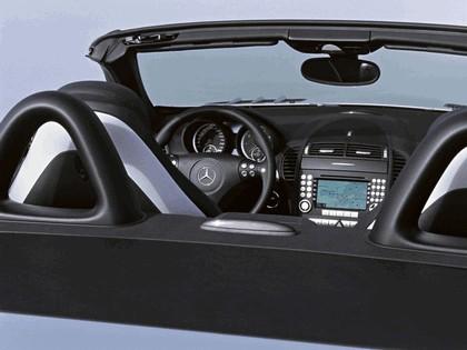 2005 Mercedes-Benz SLK 55 AMG 20