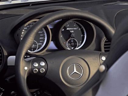 2005 Mercedes-Benz SLK 55 AMG 22