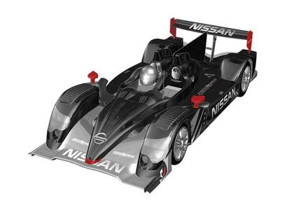 2011 Nissan Oreca Signatech LMP2 2