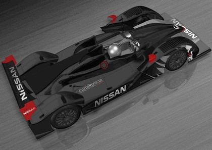 2011 Nissan Oreca Signatech LMP2 5
