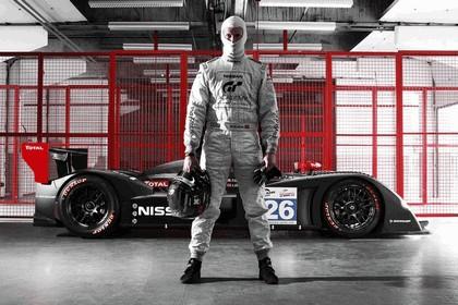 2011 Nissan Oreca Signatech LMP2 8