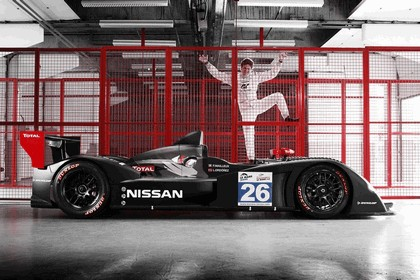 2011 Nissan Oreca Signatech LMP2 10