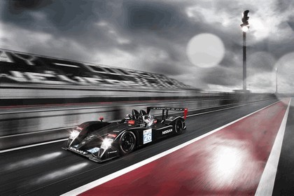 2011 Nissan Oreca Signatech LMP2 13