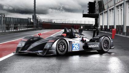 2011 Nissan Oreca Signatech LMP2 9