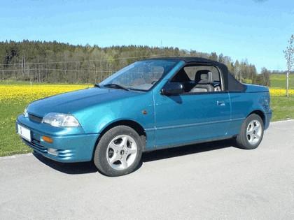 1992 Suzuki Swift cabriolet 1