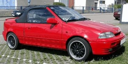 1992 Suzuki Swift cabriolet 3