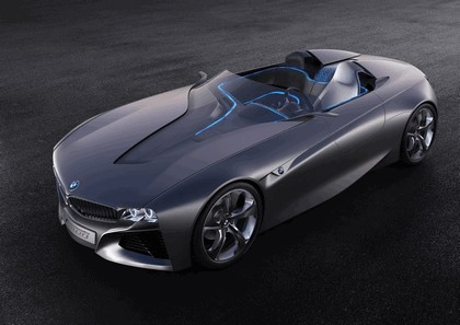 2011 BMW Vision Connected Drive concept 1