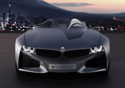2011 BMW Vision Connected Drive concept 6