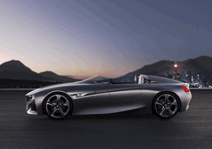 2011 BMW Vision Connected Drive concept 7