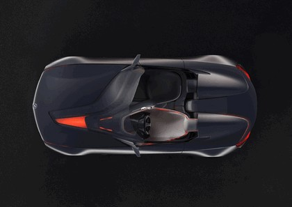2011 BMW Vision Connected Drive concept 9