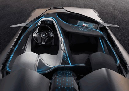2011 BMW Vision Connected Drive concept 12