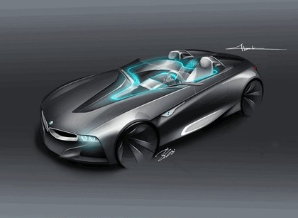 2011 BMW Vision Connected Drive concept 17