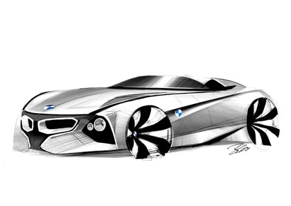 2011 BMW Vision Connected Drive concept 19