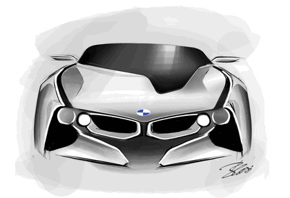 2011 BMW Vision Connected Drive concept 20