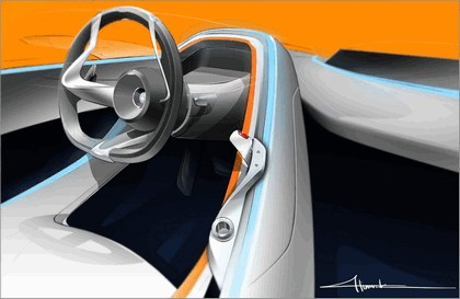 2011 BMW Vision Connected Drive concept 21