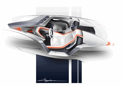 2011 BMW Vision Connected Drive concept 25