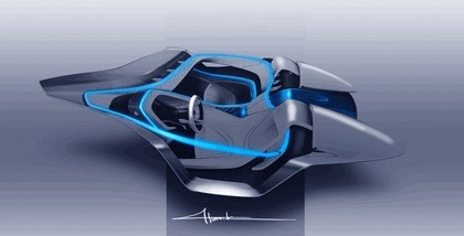 2011 BMW Vision Connected Drive concept 27
