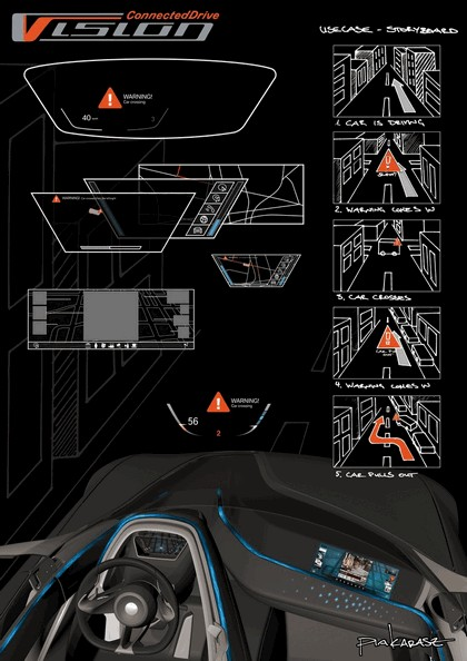 2011 BMW Vision Connected Drive concept 31